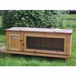 Posh Rabbit & Guinea Pig Hutches