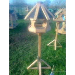 Bird Table 8 sided