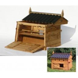 Chalet Hen House