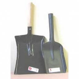 Metal shovels