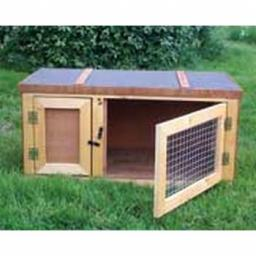 Classic Rabbit & Guinea Pig Hutch