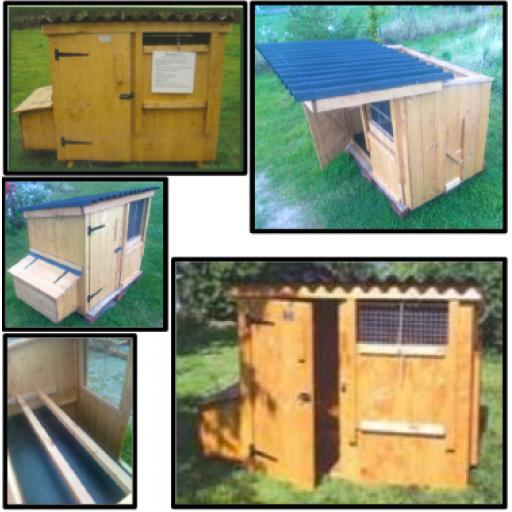Classic 10 Poultry Housing