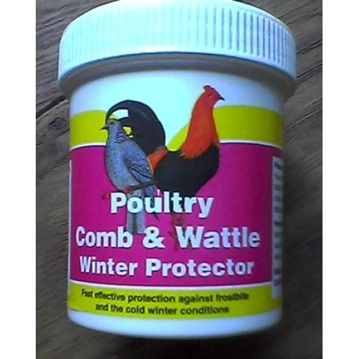 Poultry Comb & Wattle
