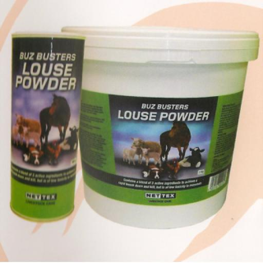 Louse Powder Shaker Pack (350g)