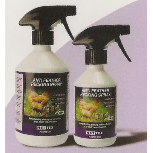 Anti-Feather Pecking Spray