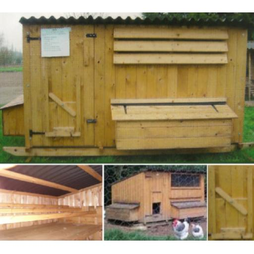 Classic 50 Midi Poultry Housing