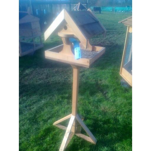 Wild Bird Table