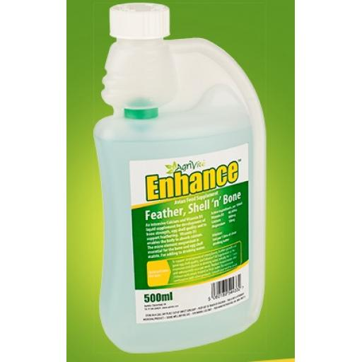Enhance Feather Shell 'n' Bone (250ml)