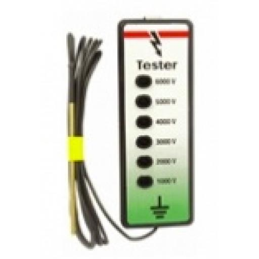 6 Light Fence Tester
