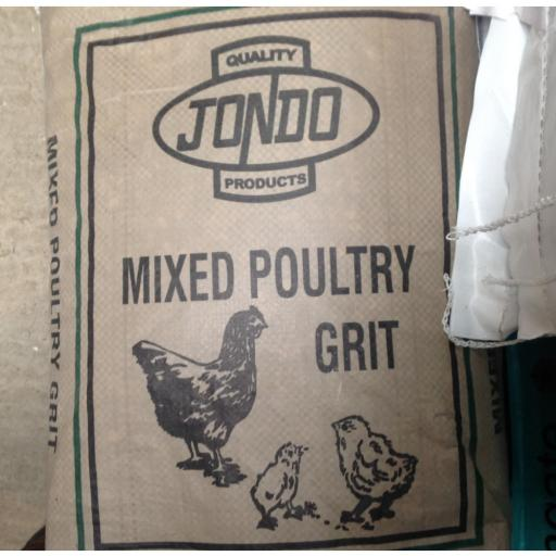 Jondo Mixed Poultry Grit (25kg)