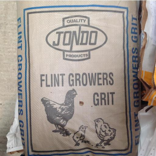 Jondo Flint Growers Grit (25kg)
