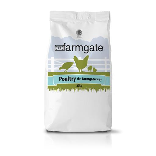 Poultry Rearer / Grower Pellets (20kg)