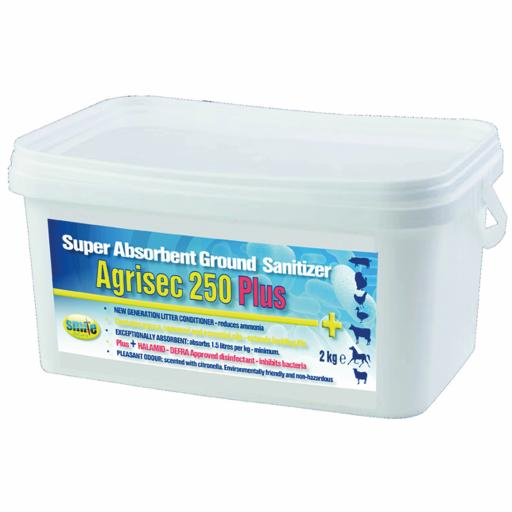 Agrisec Ground Sanitiser