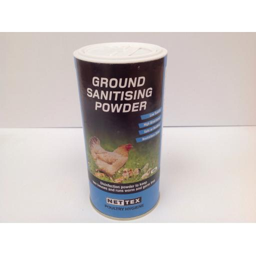 Nettex Ground Santising Powder