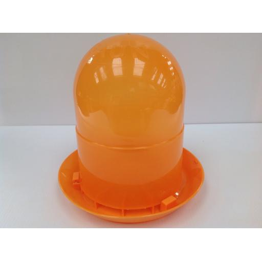 Orange Dome Feeder