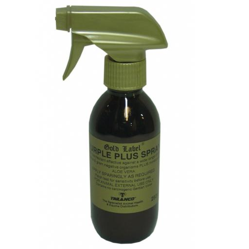 Gold Label Purple Plus Spray (250ml)