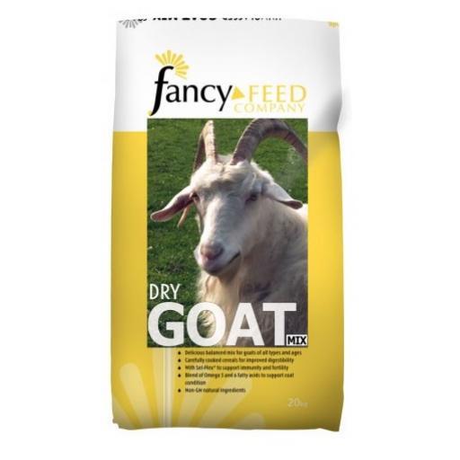 Dry Goat Mix (20kg)