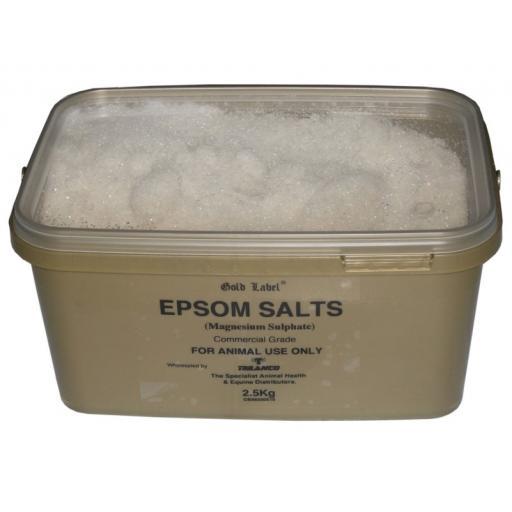 Epsom Salts 2.5Kg