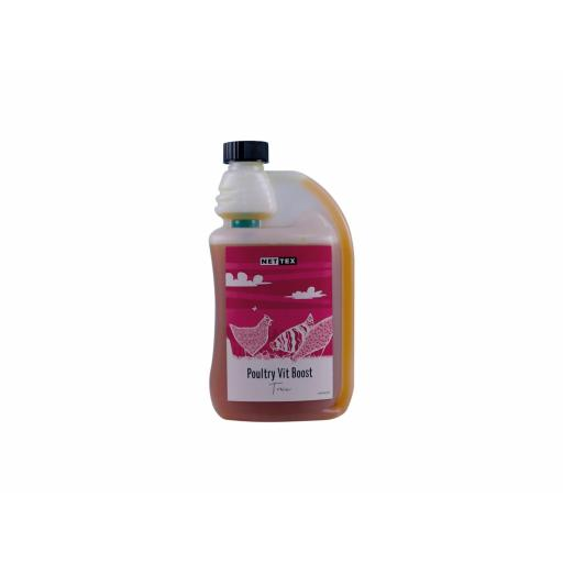 Poultry Vit Boost Tonic / Vit Boost +