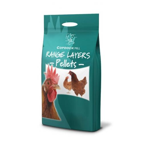 Range Layers Pellets (5kg)
