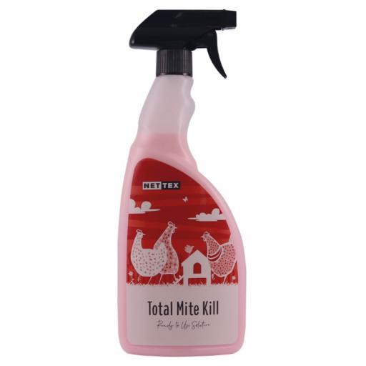Total Mite Kill Trigger Spray (750ml)