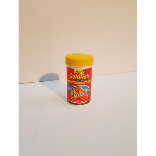 Tetra Goldfish granules (32g)