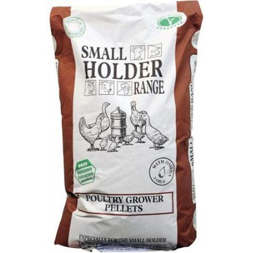 Growers Pellets (5kg)