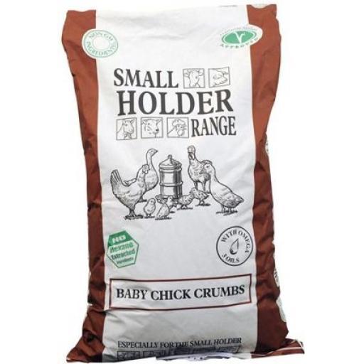 Smallholder Chick Crumb (5kg+20kg)