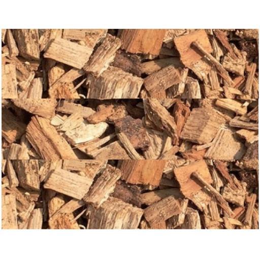 Hardwood Chicken Run Woodchips (60ltr)