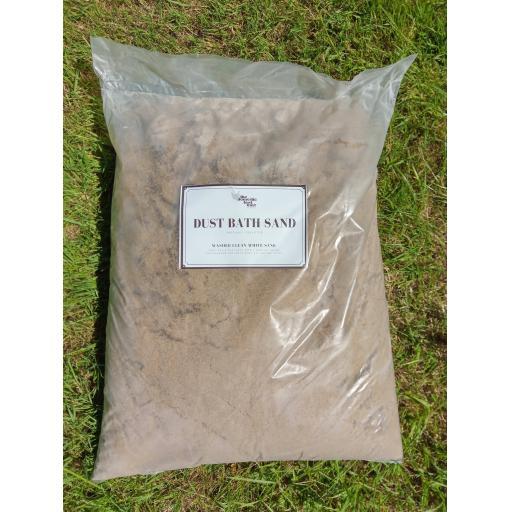Dustbath Sand (20kg)