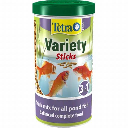 Tetra Variety Sticks (150g)