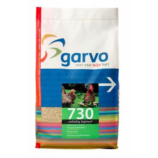 Garvo Layers Mash Complete Course (20kg + 4kg)