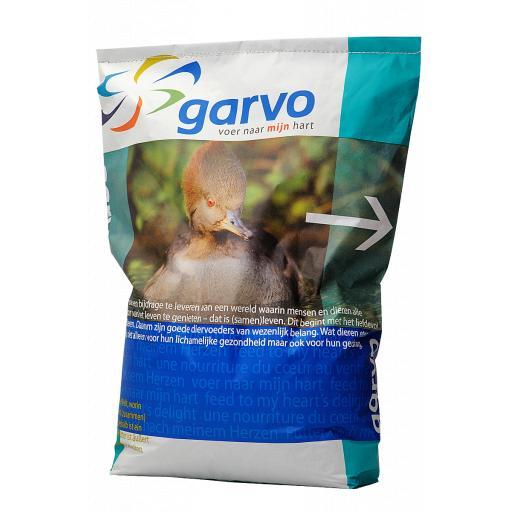 Garvo Waterfowl Floating Pellet (1kg + 12.5kg)