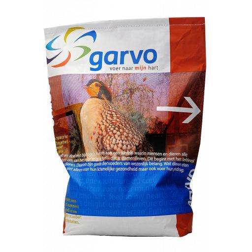 Garvo Pheasant Mix With Peas (20kg)