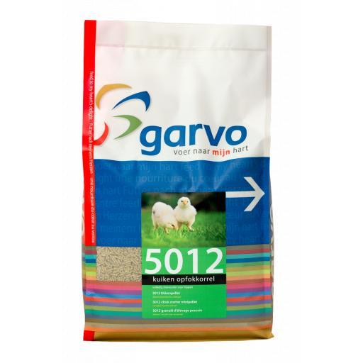 Garvo Chick Starter + Grower Mini Pellet (4kg)
