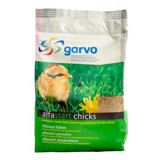 Garvo Alphastart chicks (4kg + 12.5kg)
